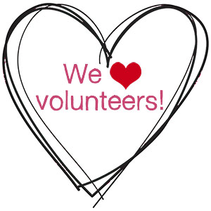IHC Loves Volunteers